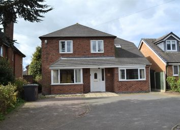 Thumbnail 4 bed property for sale in Main Street, Overseal, Swadlincote