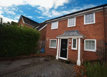 Thumbnail 3 bed semi-detached house to rent in Woodville Rise, Chineham, Basingstoke