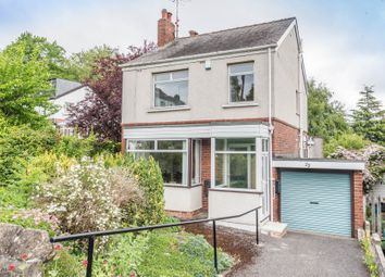 Thumbnail 3 bed detached house for sale in Hartington Avenue, Sheffield