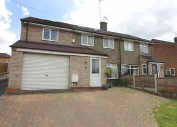 Thumbnail 4 bedroom town house for sale in Portreath Drive, Allestree, Derby