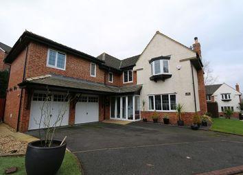 Thumbnail 6 bed detached house for sale in Eden Park, Blackburn, Lancashire