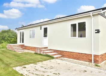Thumbnail 2 bedroom mobile/park home for sale in Barton Broads Park, Maltkiln Road, Barton-Upon-Humber