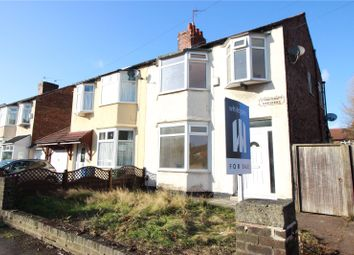 Thumbnail 3 bed semi-detached house for sale in Stoneycroft Crescent, Liverpool, Merseyside