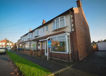 Thumbnail 3 bed terraced house to rent in Fishwick Avenue, Hessle