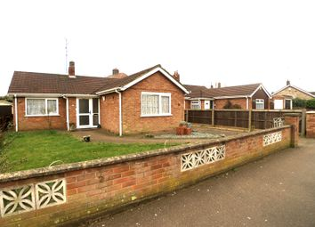 Thumbnail 2 bed property for sale in Robert Avenue, Peterborough, Cambridgeshire.