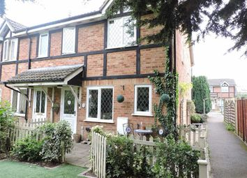 Thumbnail 2 bed end terrace house to rent in Wakefield Close, Byfleet, West Byfleet