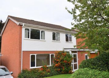 Thumbnail 4 bed detached house to rent in Hovelands Drive, Taunton