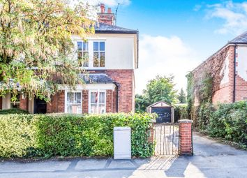 Thumbnail 5 bed semi-detached house for sale in The Avenue, Blaby, Leicester