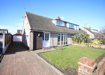 Thumbnail 3 bed semi-detached bungalow for sale in Coniston Avenue, Fleetwood