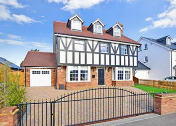 Thumbnail 5 bed detached house for sale in Monkton Street, Monkton, Kent