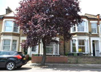Thumbnail 3 bed flat to rent in Aspinall Road, Brockley