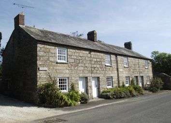 Thumbnail 2 bed end terrace house to rent in Chapel Road, St. Tudy, Bodmin