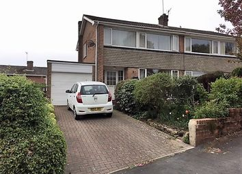 Thumbnail 3 bed semi-detached house for sale in Humberhill Drive, Lanchester