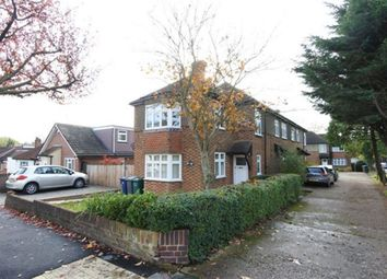 Thumbnail 2 bed flat to rent in Abercorn Road, Mill Hill, London
