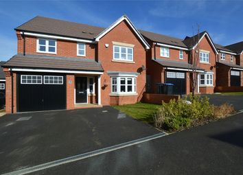 Thumbnail 4 bed detached house for sale in Aspen Road, Eden Park, Rugby, Warwickshire