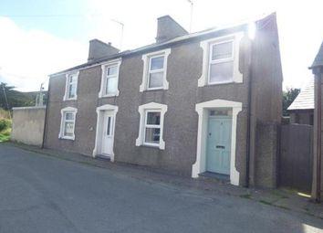 Thumbnail 2 bedroom property to rent in Stryd Y Plas, Pwllheli