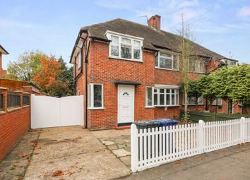 Thumbnail 4 bed semi-detached house to rent in Cuckoo Avenue, West Ealing, London