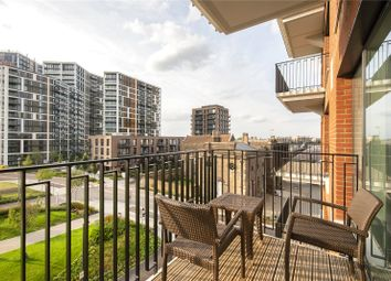 Thumbnail 1 bed flat for sale in New Warren Lane, Royal Arsenal, London