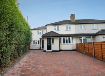 Thumbnail 2 bedroom semi-detached house to rent in Second Avenue, Walton-On-Thames