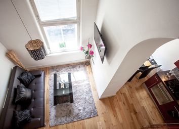 Thumbnail 1 bed flat to rent in Britannia Buildings, St Peters Street, Huddersfield