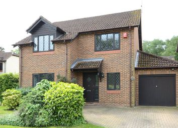 Thumbnail 4 bed detached house for sale in Carolina Place, Finchampstead, Wokingham