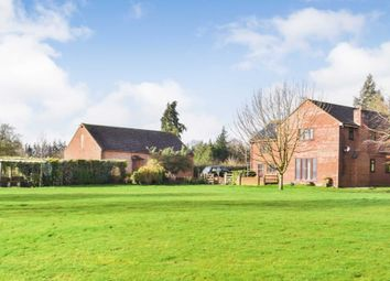 Thumbnail 5 bed detached house for sale in Churcham, Gloucester