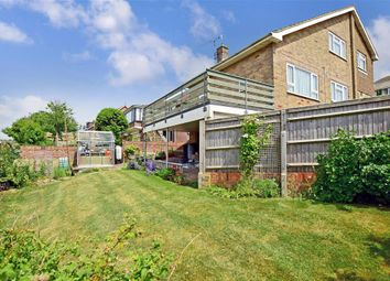 Thumbnail 3 bed detached house for sale in Greenbank Avenue, Saltdean, Brighton, East Sussex