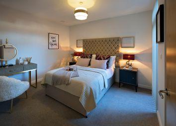 Thumbnail 1 bed flat for sale in Green Lane, Goodmayes