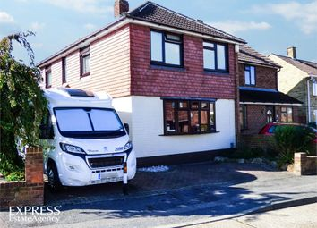 Thumbnail 3 bed semi-detached house for sale in Thornham Road, Gillingham, Kent