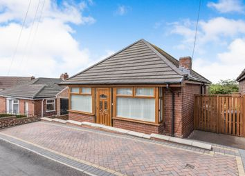 Thumbnail 2 bed detached bungalow for sale in Park Road, Mexborough