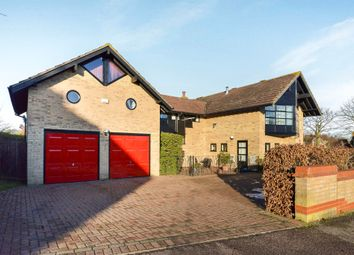 Thumbnail 6 bed detached house for sale in Fortescue Drive, Shenley Church End, Milton Keynes