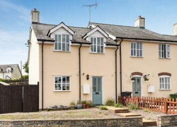 Thumbnail 3 bed semi-detached house for sale in Presteigne, Powys