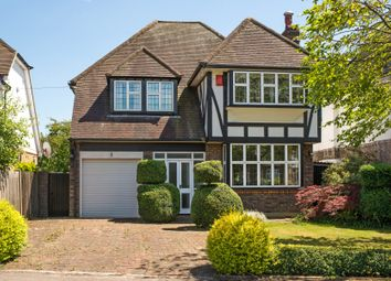 Thumbnail 4 bed detached house for sale in Coombe Gardens, London
