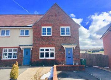 Thumbnail 3 bedroom property to rent in Harrier Avenue, Cwm Calon, Caerphilly