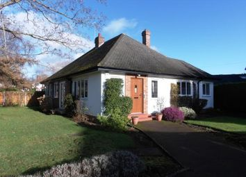 Thumbnail 3 bed bungalow for sale in Oaksway, Heswall, Wirral, Merseyside