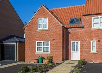 Thumbnail 2 bed semi-detached house for sale in Chapel House Court, Selby