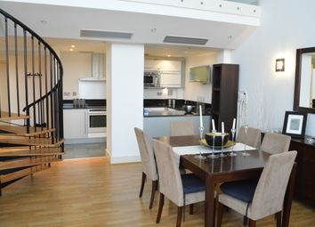 Thumbnail 2 bed flat to rent in 58 Upper Thames Street, London