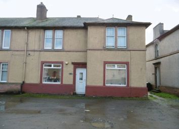 Thumbnail 2 bed flat for sale in Glasgow Road, Bathgate
