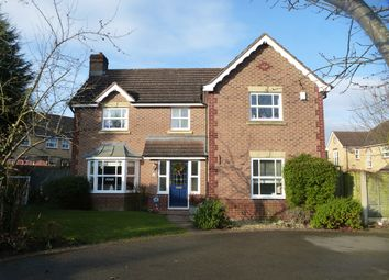 Thumbnail 4 bed detached house for sale in Lapwing Drive, Hampton-In-Arden, Solihull