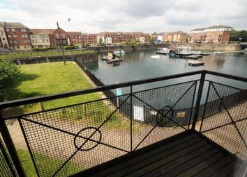 Thumbnail 3 bed flat for sale in Lock Keepers Court, Victoria Dock, Hull