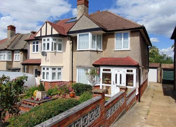 Thumbnail 3 bed semi-detached house for sale in Benhurst Gardens, South Croydon, Surrey