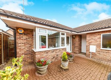 Thumbnail 3 bed detached bungalow for sale in Oaklands Lane, Smallford, St. Albans