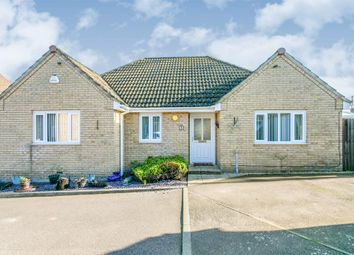 Thumbnail 3 bed detached bungalow for sale in Elizabeth Way, Haddenham, Ely