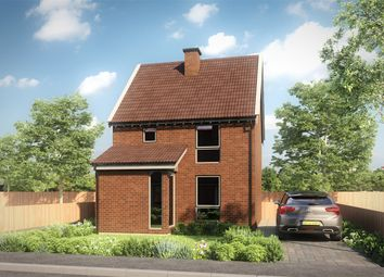 Thumbnail 2 bed detached house for sale in Archers View, Erpingham, Norwich