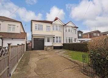 Thumbnail 4 bed semi-detached house for sale in High Road, Benfleet