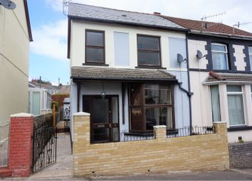 Thumbnail 3 bed semi-detached house for sale in Maes-Y-Graig Street, Bargoed
