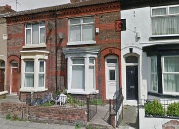 Thumbnail 3 bed terraced house to rent in Croxteth Avenue, Liverpool, Litherland