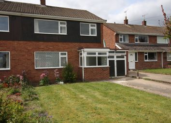 Thumbnail 3 bed semi-detached house for sale in Stokesay Avenue, Heath Farm, Shrewsbury