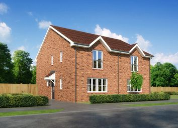 """Thumbnail 3 bed semi-detached house for sale in """"Belvoir"""" at Moorfields, Willaston, Nantwich"""
