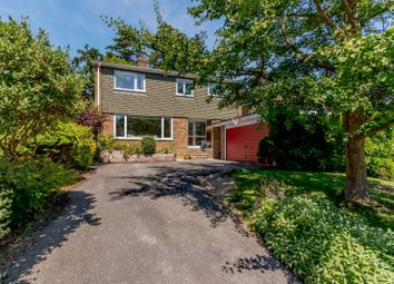 Thumbnail 5 bed detached house for sale in The Chine, Wrecclesham, Farnham